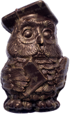 "Деликатесы Chocolate figure ""Owl"""