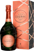 Вино Laurent-Perrier Cuvee Rose Brut gift box