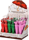 Деликатесы Chocolate Spotty Umbrella Simon Coll  35 г