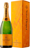 Вино Veuve Clicquot Vintage Rose 2008 gift box