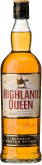 Крепкие напитки Виски Highland Queen 3 years old