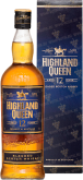 Крепкие напитки Highland Queen 12 years old gift box
