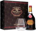 Крепкие напитки Cardenal Mendoza Carta Real Solera Gran Reserva gift box with 1 glass