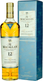 Крепкие напитки Виски Macallan Triple Cask Matured 12 years gift box