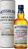 Крепкие напитки Mossburn Vintage Casks N 2 Inchgower Distillery Single Malt 0,7L in gift box