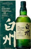 Крепкие напитки Suntory Hakushu 12 years 0,7L gift box