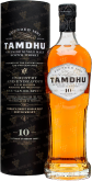 Крепкие напитки Tamdhu Speyside Single Malt 10 Years Old in tube