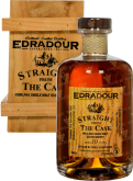 Крепкие напитки Edradour Straight from The Cask Sherry Matured 2008 0,5L wooden box