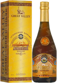 Крепкие напитки Great Valley 5 years 0,5L gift box