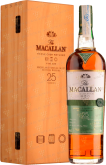 Крепкие напитки The Macallan Fine Oak 25 Years Old wooden box