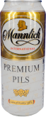Другие напитки Mannlich International Premium Pils