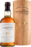 Крепкие напитки Balvenie 40 Y.O. Malt Scotch Whisky gift box