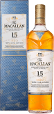 Крепкие напитки Macallan Triple Cask Matured 15 years gift box