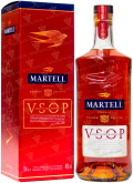 Крепкие напитки Martell VSOP Aged in Red Barrels in gift box