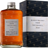 Крепкие напитки Nikka From The Barrel in gift box 0,5L