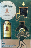 Крепкие напитки Jameson gift box with 2 glasses