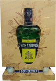 Другие напитки Becherovka gift box with 2 cups