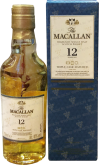Крепкие напитки Macallan Triple Cask Matured 12 years 0,05L gift box