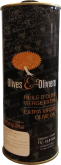 Деликатесы Olivers&Olivers Extra Virgin Olive Oil 1L Met Tin