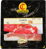 Деликатесы Jamon Casademont vacuum packed 100 gr