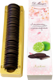 Деликатесы D. Munger Chocolate Petals with Lime 100 gr