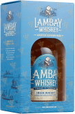 Крепкие напитки Lambay Small Batch Blend gift box