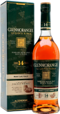 Крепкие напитки Glenmorangie Quinta Ruban 14 Year Old Port Finish gift box