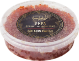 Деликатесы Salmon Caviar (red salmon) plastic can 250 gr