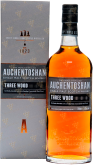 Крепкие напитки Auchentoshan Three Wood gift box