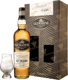Крепкие напитки Glengoyne 12 Years Old gift box with 1 glass