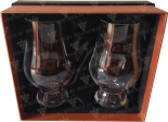 Бокалы и аксессуары Glencairn Whiskey Glass set of 2 glasses gift box