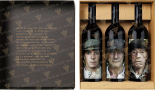 Вино Gift case for 3 bottles of wine Matsu El Picaro 2018 & El Recio 2017 & El Viejo 2017