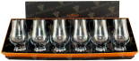 Бокалы и аксессуары Glencairn Whiskey Glass set of 6 glasses gift box
