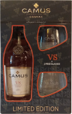 Крепкие напитки Camu Elegance VS gift box with 2 glass