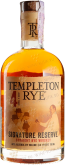 Крепкие напитки Templeton Rye Signature Reserve 4 Years Old