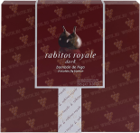 Деликатесы Rabitos royale dark 15 pieces 265 g