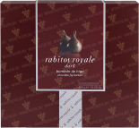 Деликатесы Шоколад Rabitos royale dark 24 pieces 425 g