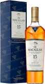 Крепкие напитки The Macallan Double Cask 15 Years Old gift box