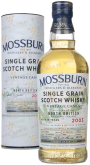 Крепкие напитки Mossburn Single Grain Scotch Vintage Casks North British gift tube