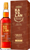 Крепкие напитки Kavalan Solist Port Cask Single Cask Strength 57,8% gift box