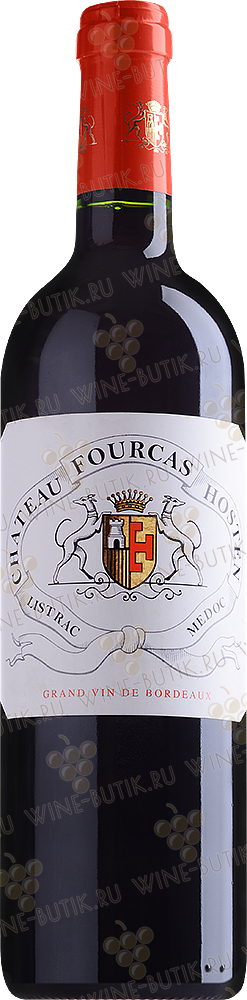 Вино  Chateau Fourcas Hosten  Chateau Fourcas Hosten Listrac 2009