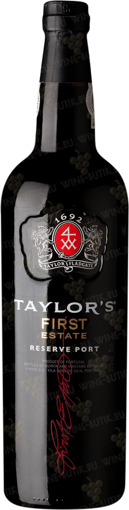 Вино  Taylor's  Taylor's First Estate (Ruby)