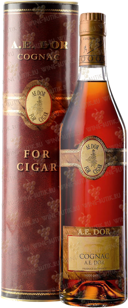 Крепкие  A.E.Dor  A.E.Dor Cigar in gift box