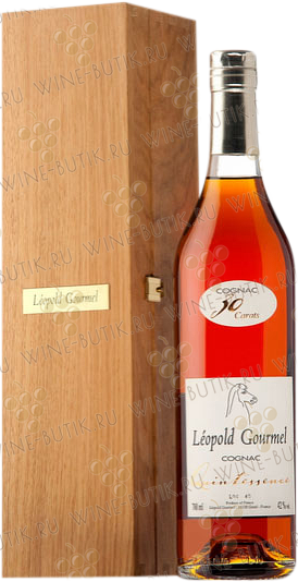 Крепкие  Leopold Gourmel  Quintessence 30 years  Leopold Gourmel gift box