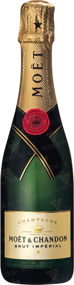 Вино  Moet & Chandon  Moet & Chandon Brut Imperial 0,375L