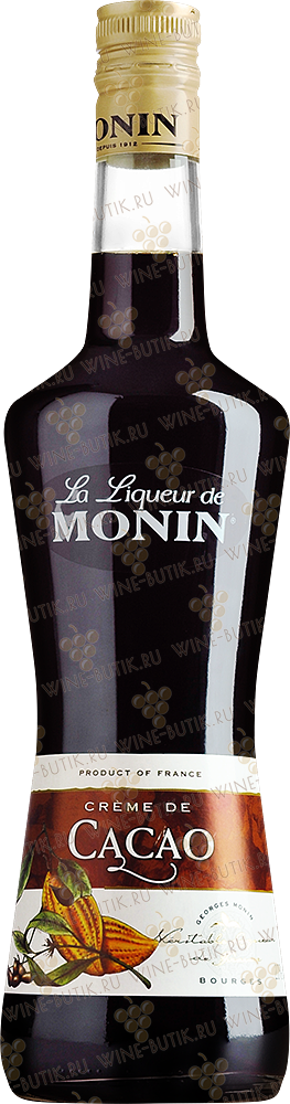 Другие напитки  Monin  Monin Creme De Cacao Brown