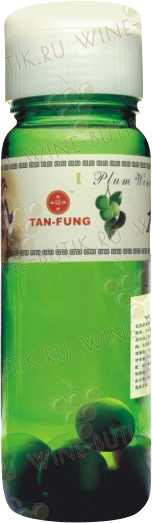 Вино  Tan Fung  White Plum Wine with plums