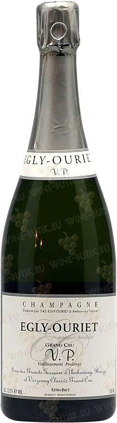 Вино  Champagne Egly-Ouriet  Egly-Ouriet Extra Brut Gran Cru