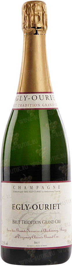 Вино  Champagne Egly-Ouriet  Brut Tradition Grand Cru