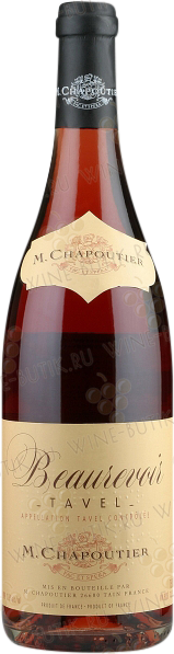 Вино  Michel Chapoutier  Tavel Beaurevoir Rose 2013